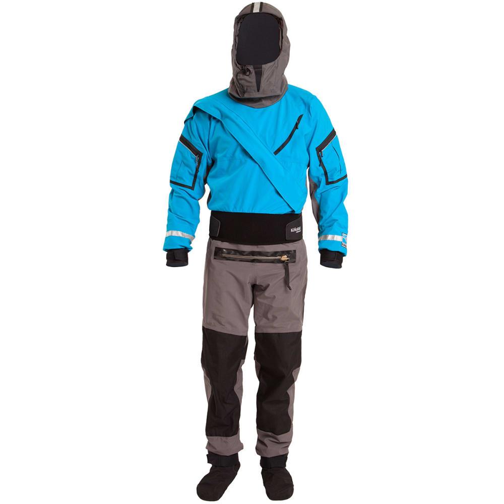 KOKATAT Men's GORE-TEX Expedition Drysuit, XXL - ELECTRIC BLUE