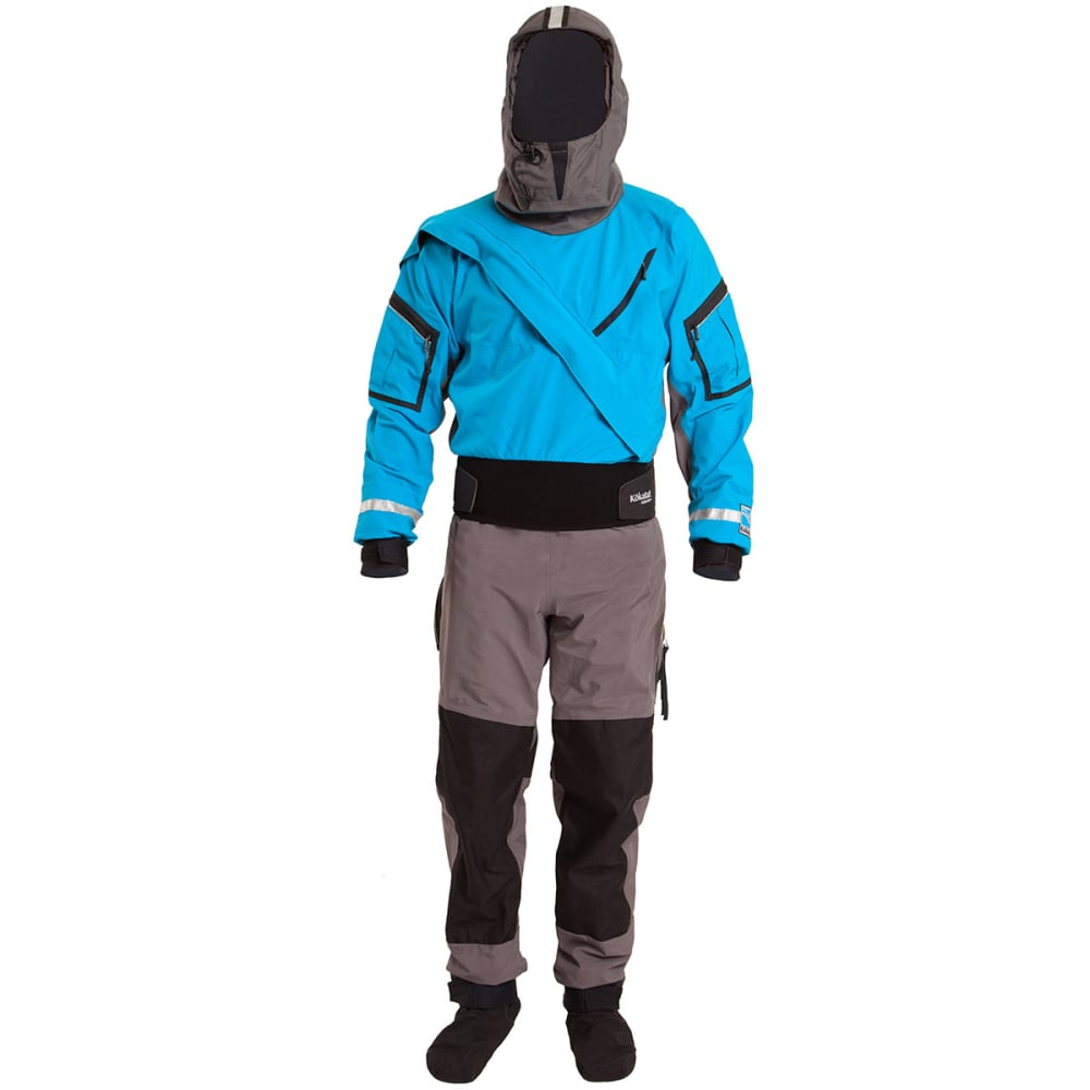 KOKATAT Women's GORE-TEX Expedition Drysuit - ELECTRIC BLUE