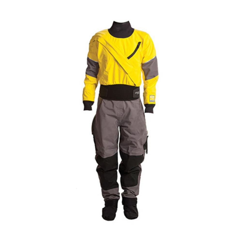 KOKATAT Women's GORE-TEX Meridian Drysuit - YELLOW