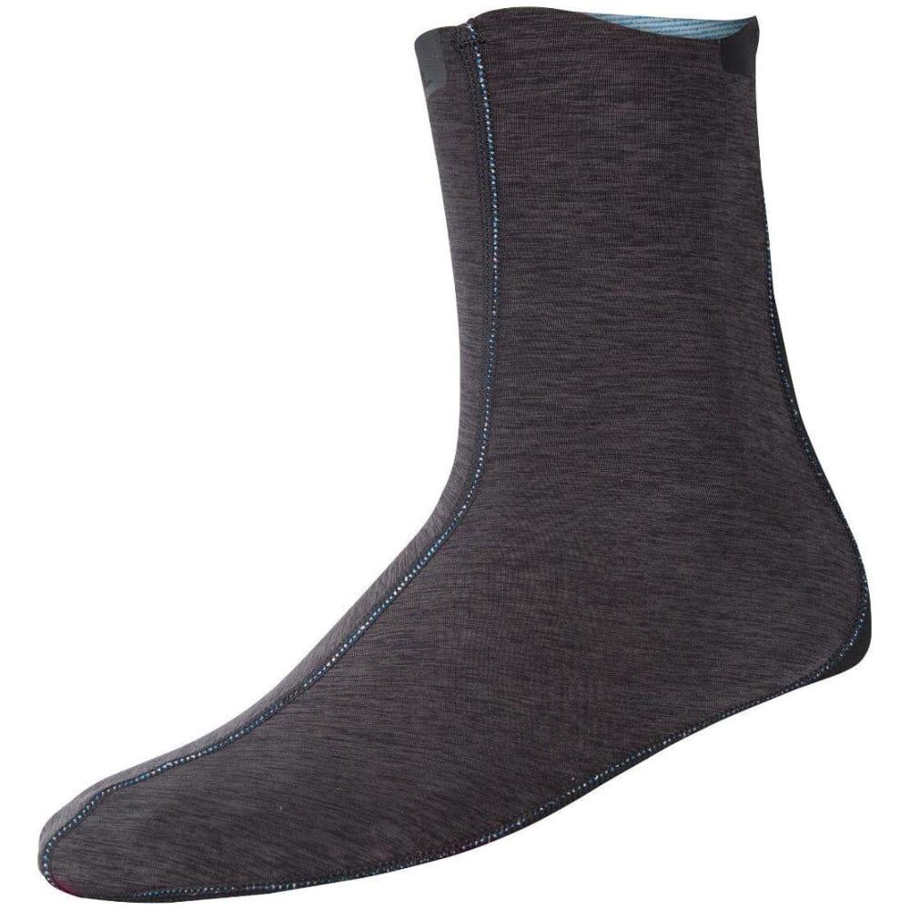 NRS HydroSkin Socks - CHARCOAL HEATHER
