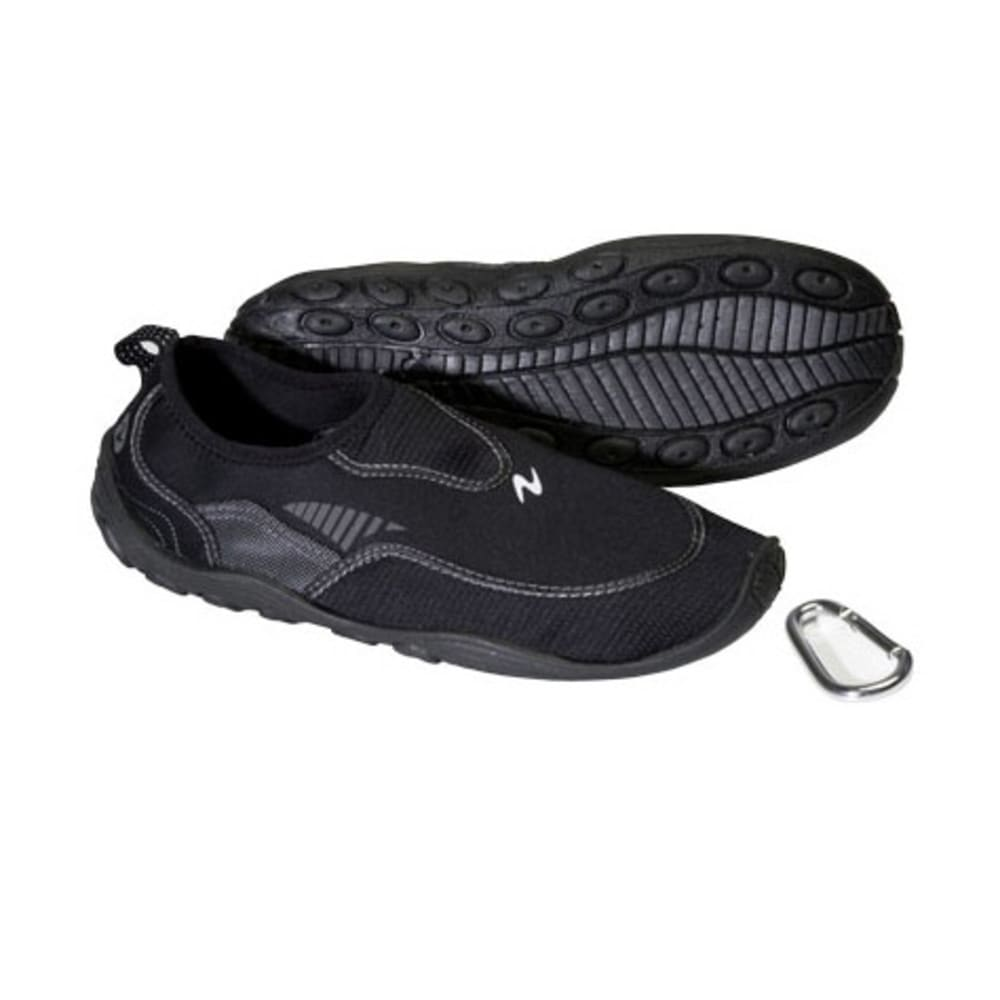 STOHLQUIST Men's Seaboard Water Shoes - BLACK/CHARCOAL