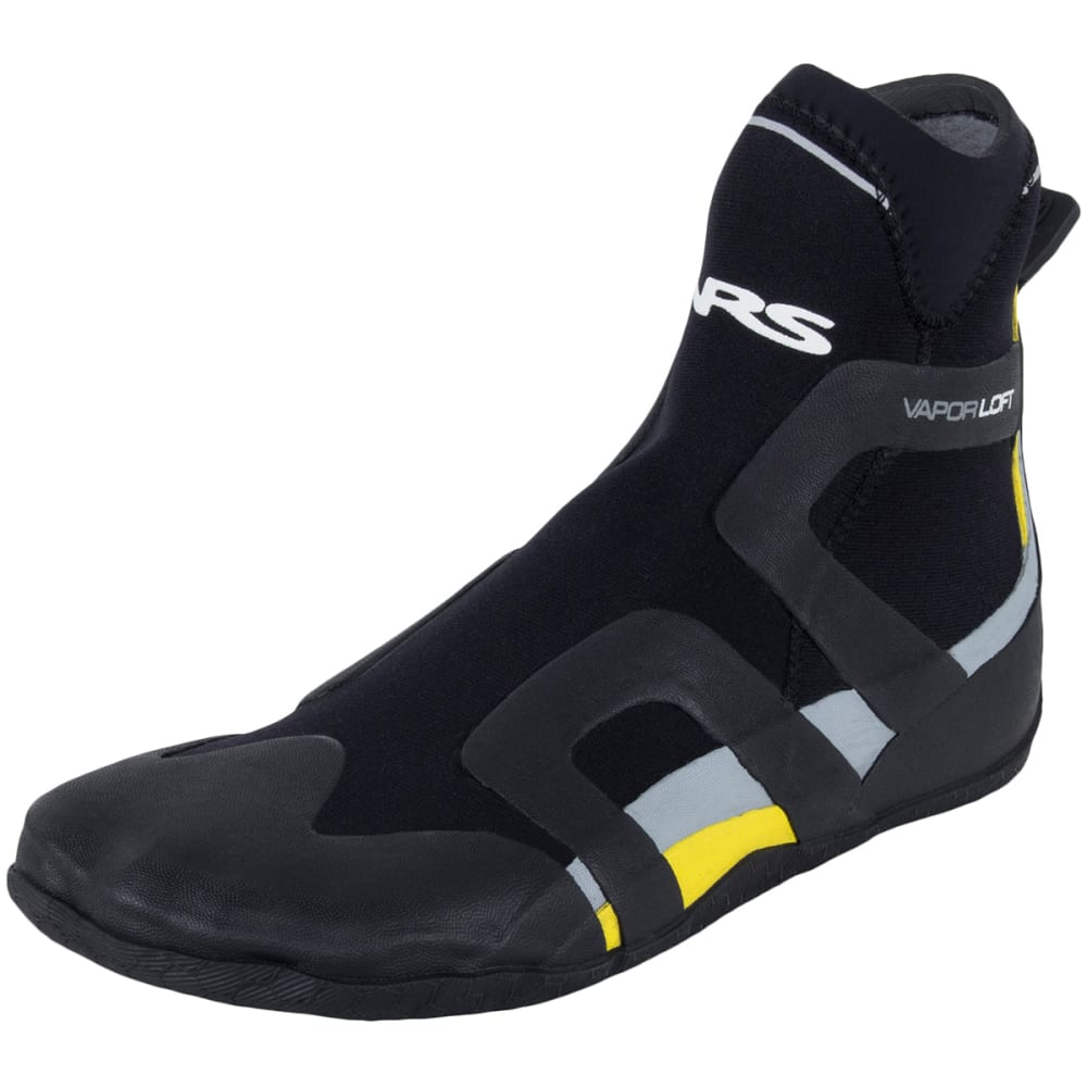 NRS Freestyle Neo Water Shoes - BLACK/YELLOW