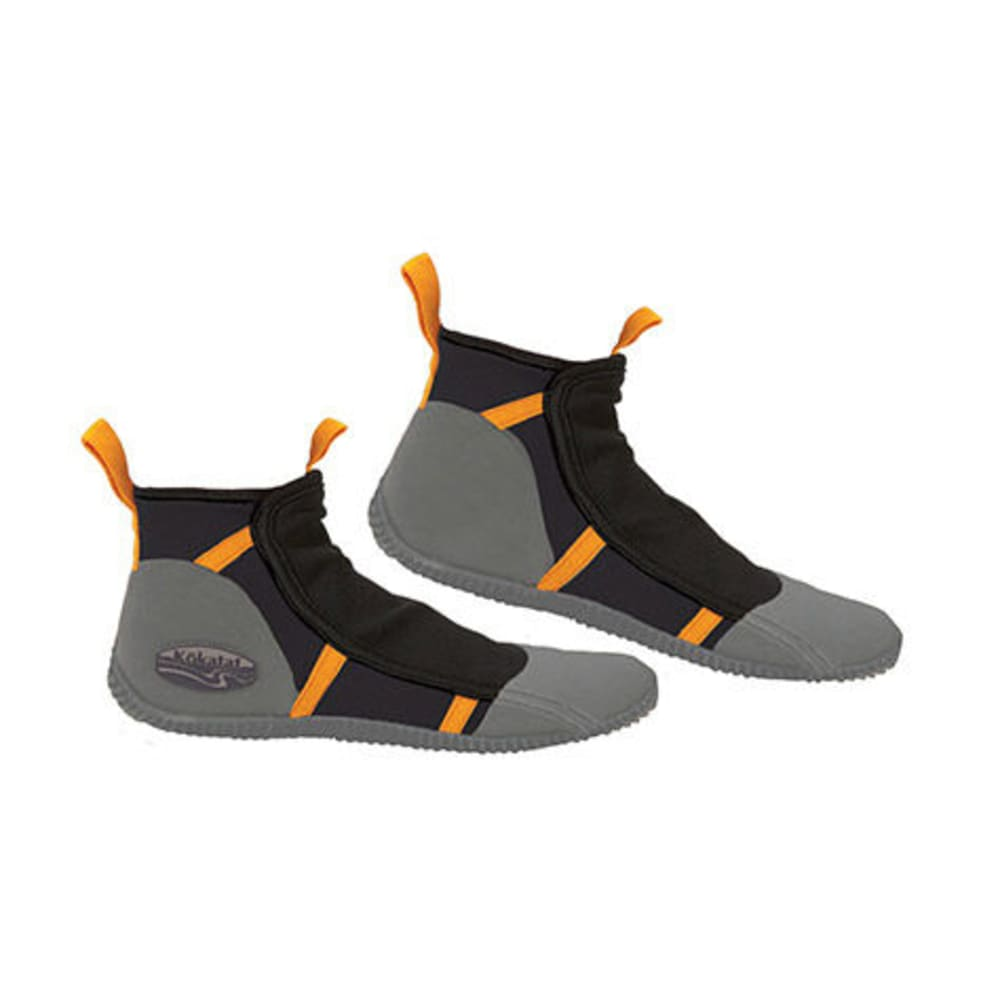 KOKATAT Seeker Paddling Shoes - BLACK/MANGO