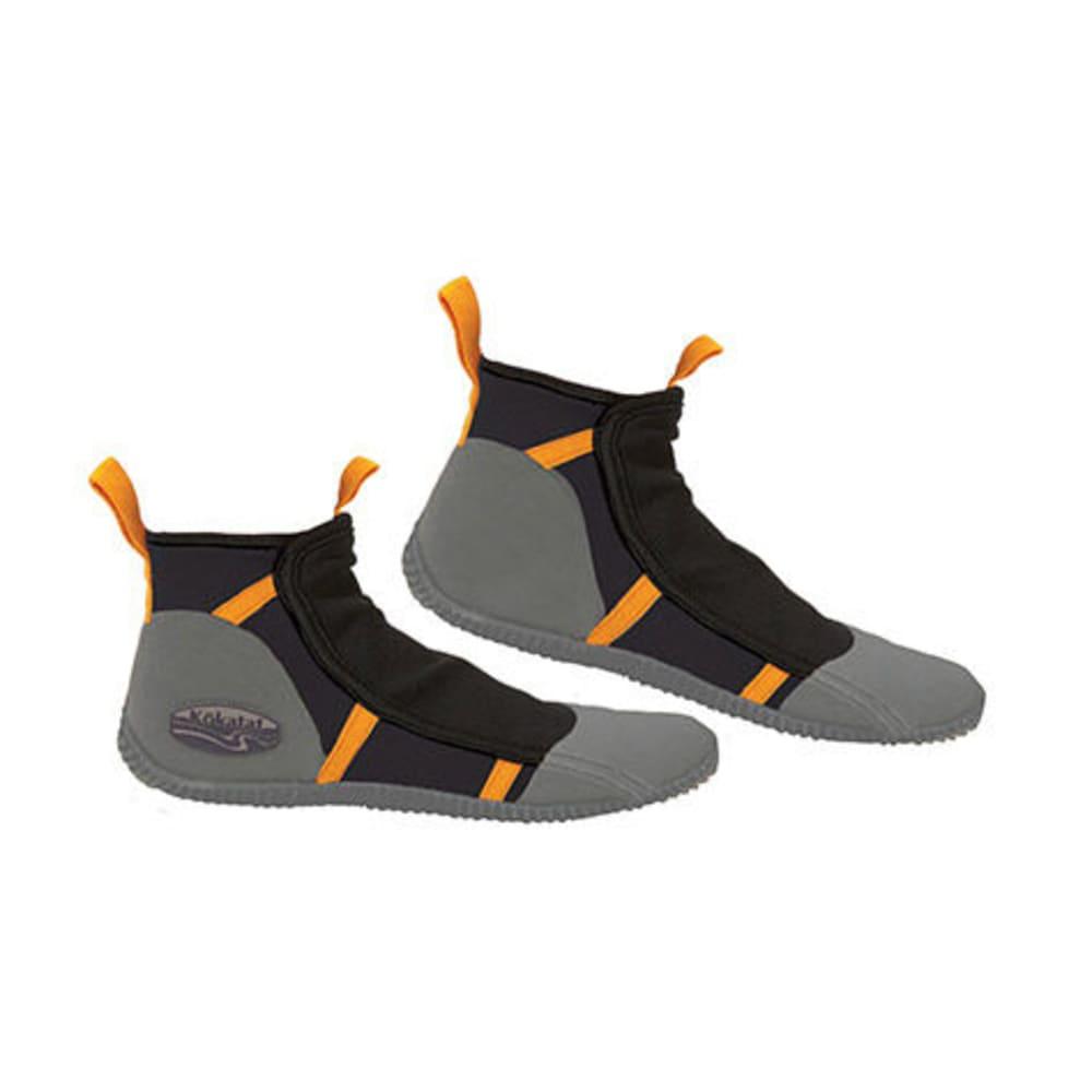 KOKATAT Seeker Paddling Shoes - BLACK/MANGO