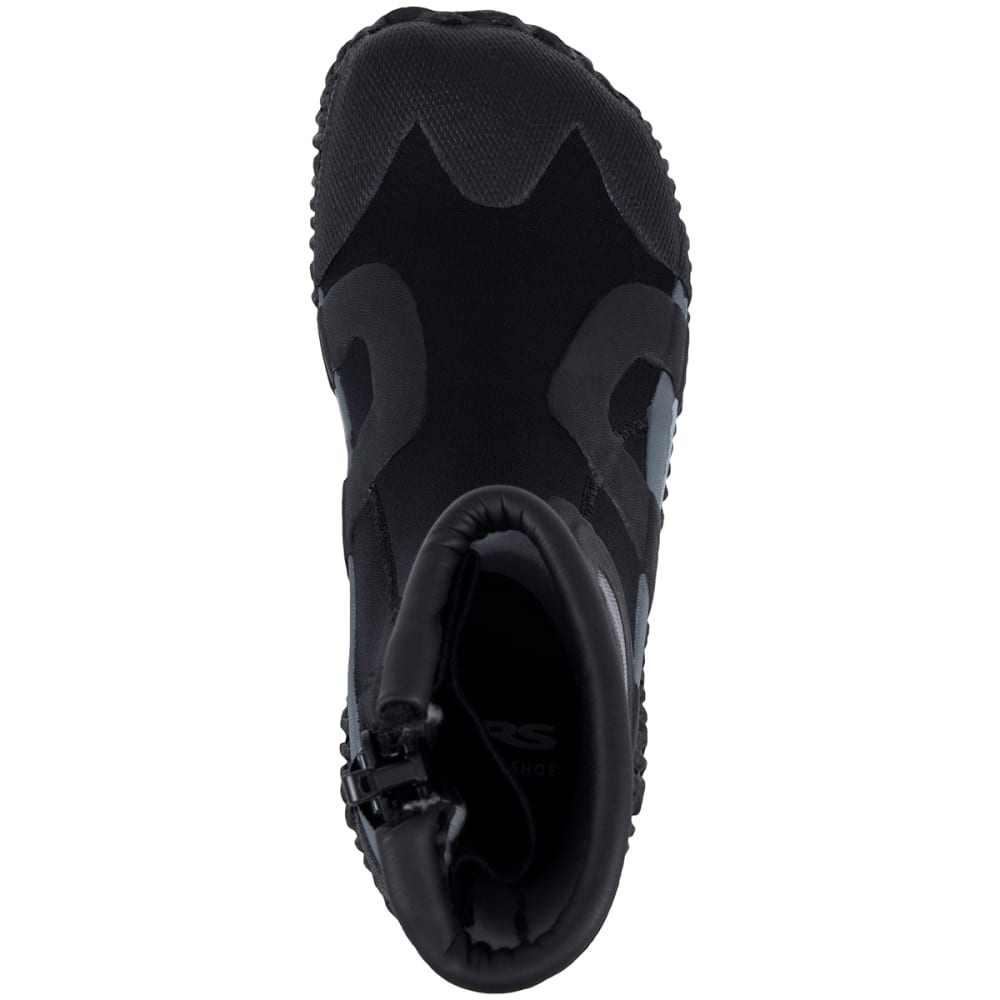 NRS Men's Paddle Wetshoes - BLACK/GRAY