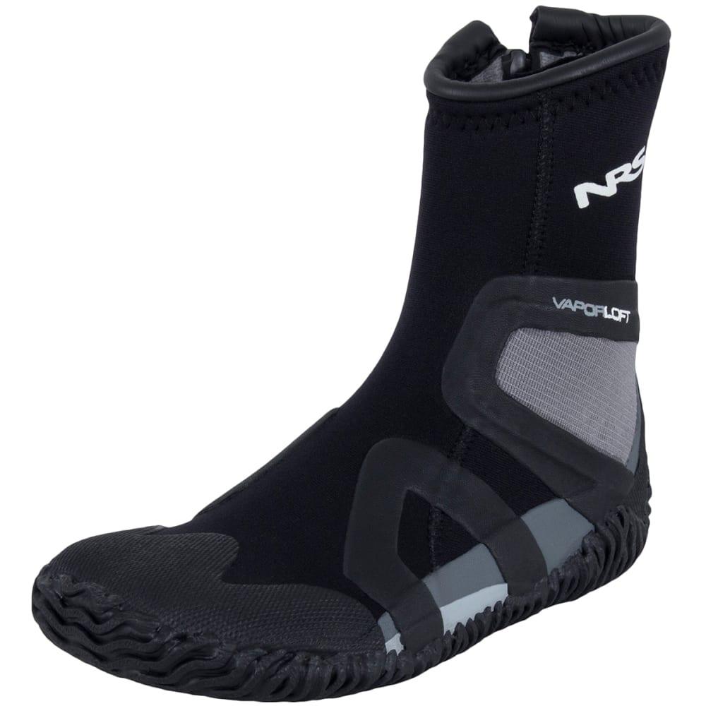 NRS Men's Paddle Wetshoes - BLACK/GRAY