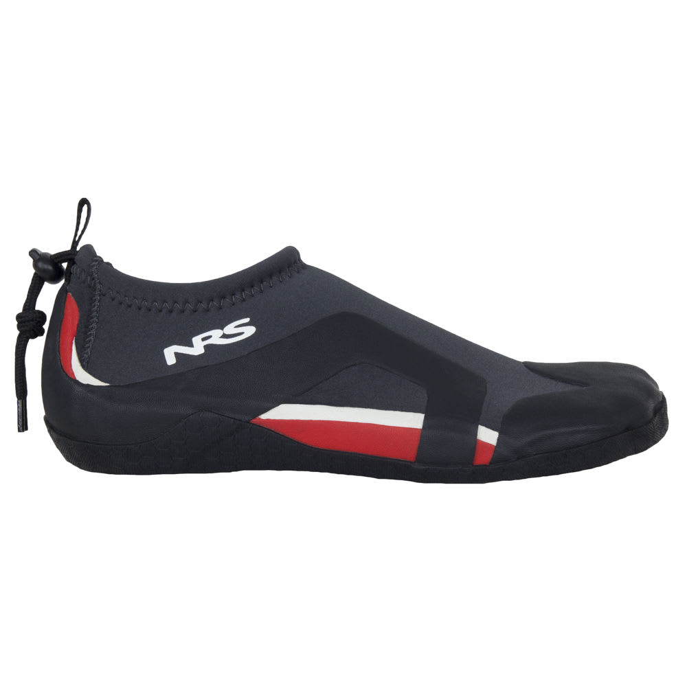 NRS Kinetic Water Shoes - BLACK/RED