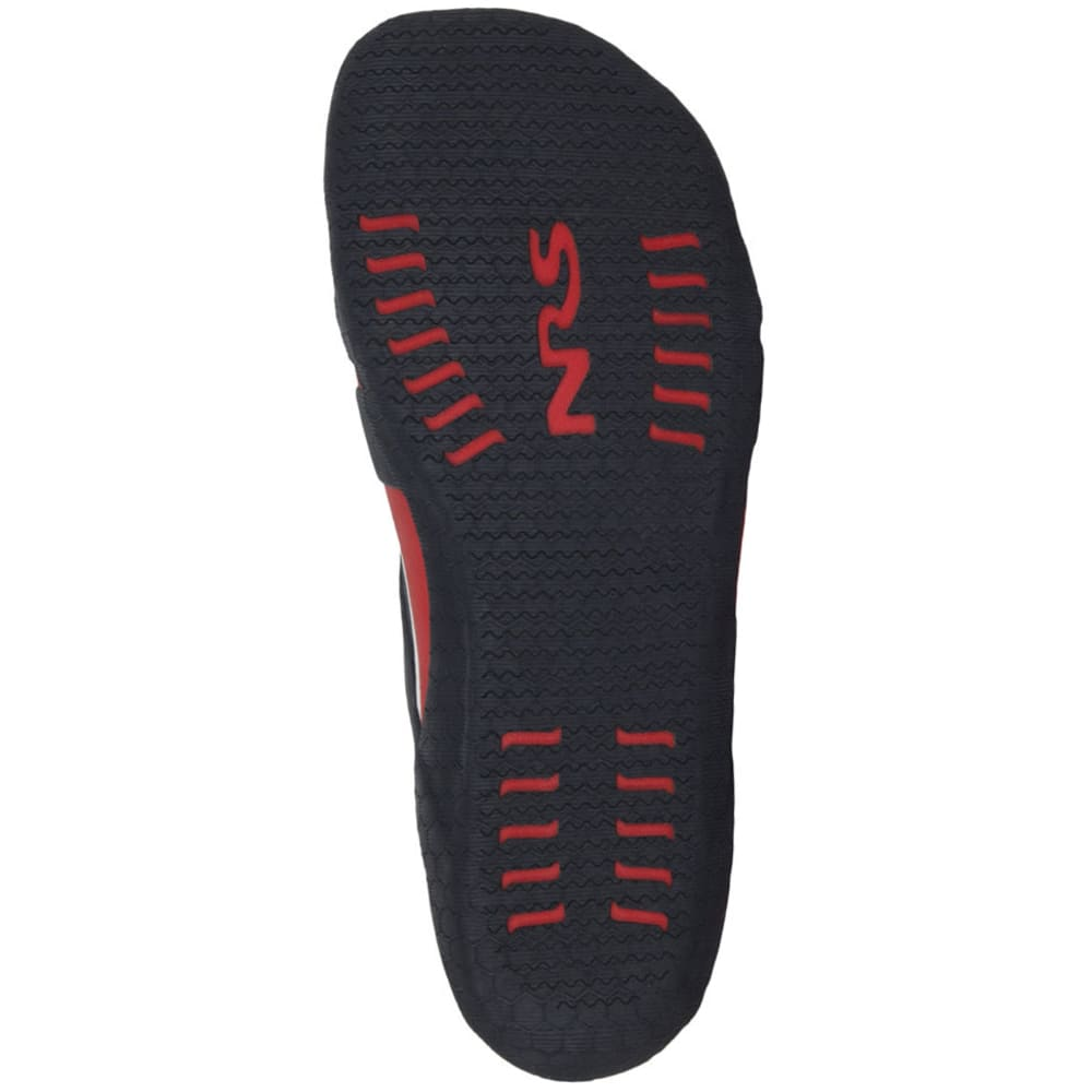 ... NRS Kinetic Water Shoes - BLACK RED 10b4abcaf