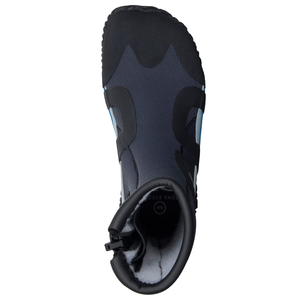 NRS Women's Paddle Wetshoes - BLACK/GRAY