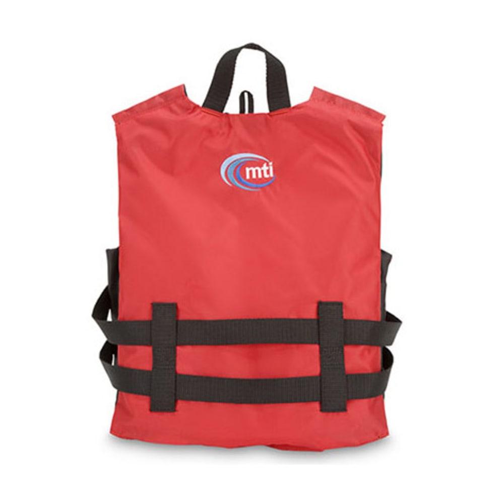 MTI Child Livery PFD, 30-50 lb. - RED