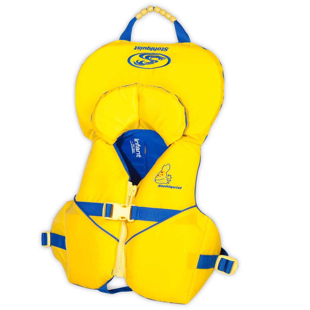 STOHLQUIST Nemo Infant PFD, 8-30 lb. - YELLOW