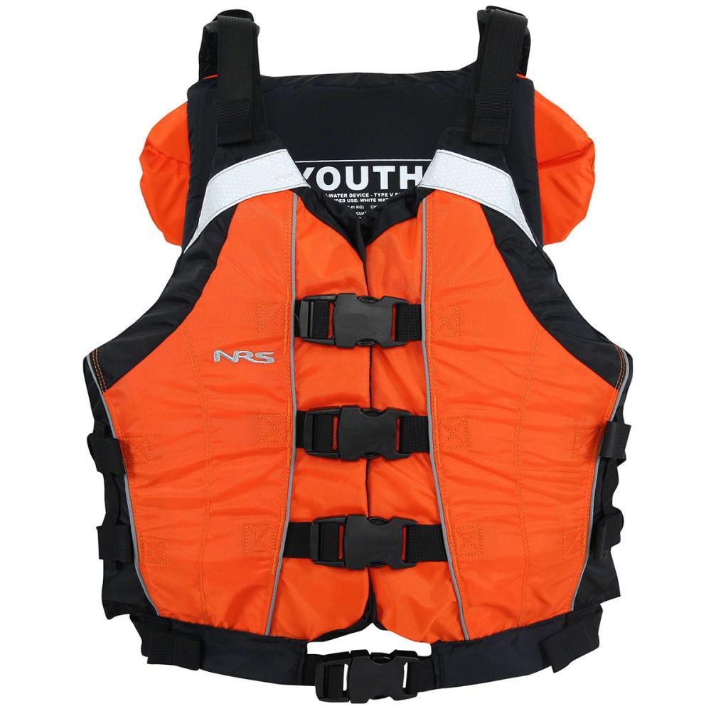 NRS Big Water V Youth PFD - ORANGE