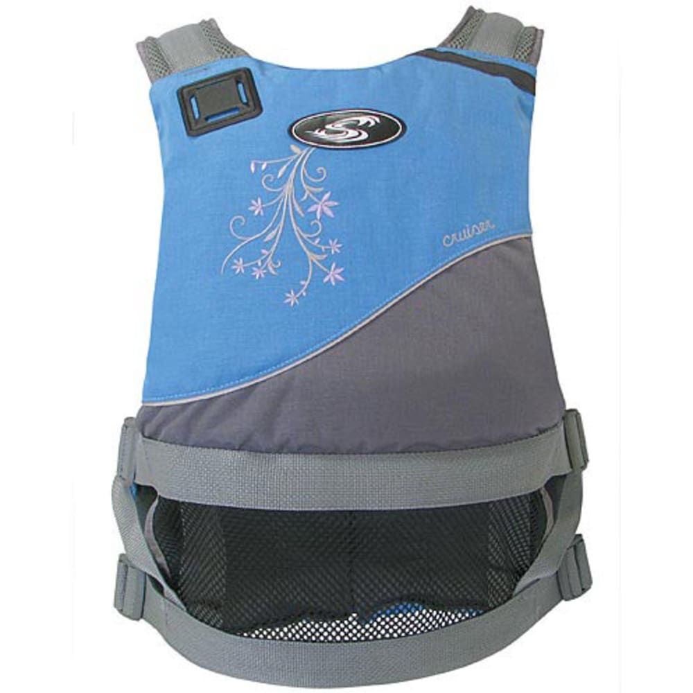 STOHLQUIST Women's Cruiser Personal Flotation Device - BLUE