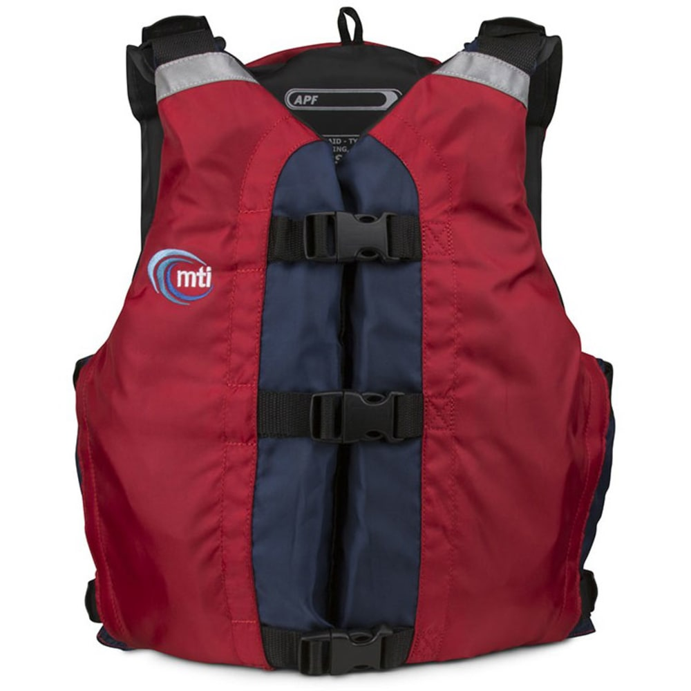 MTI APF PFD - RED/NAVY