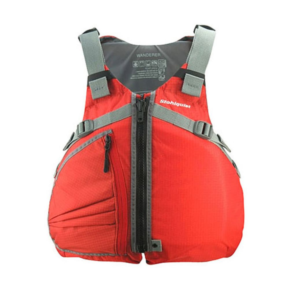 STOHLQUIST Wanderer PFD - RED
