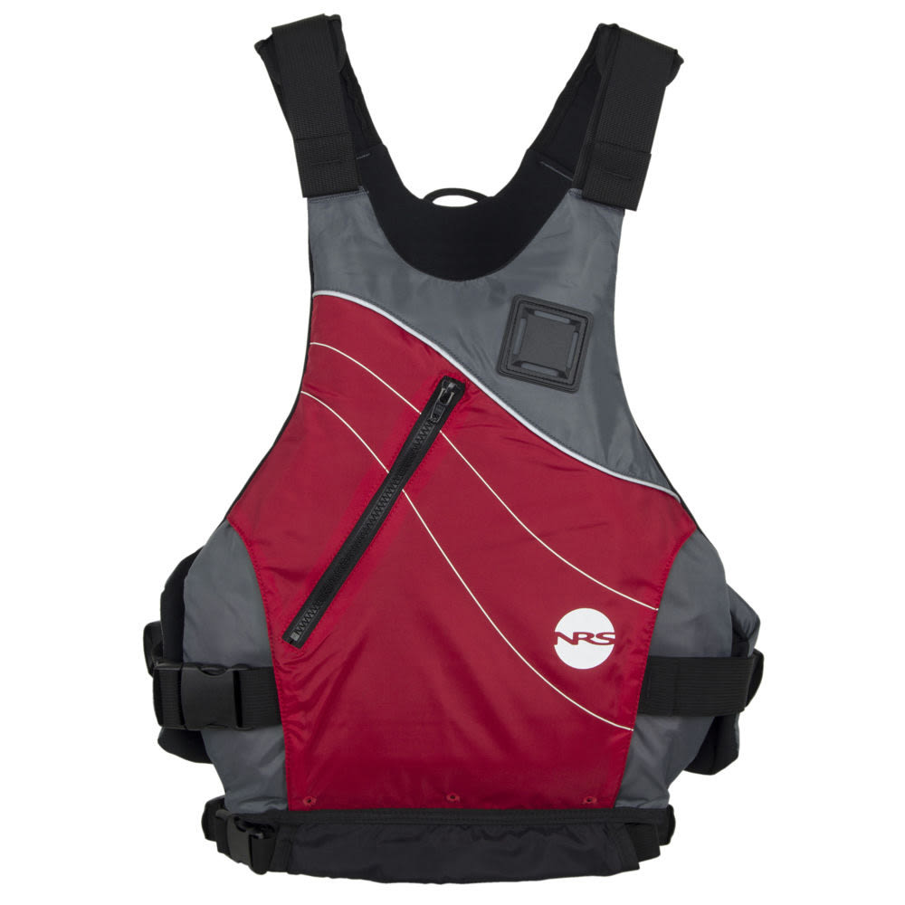 NRS Vapor PFD - RED/BLACK