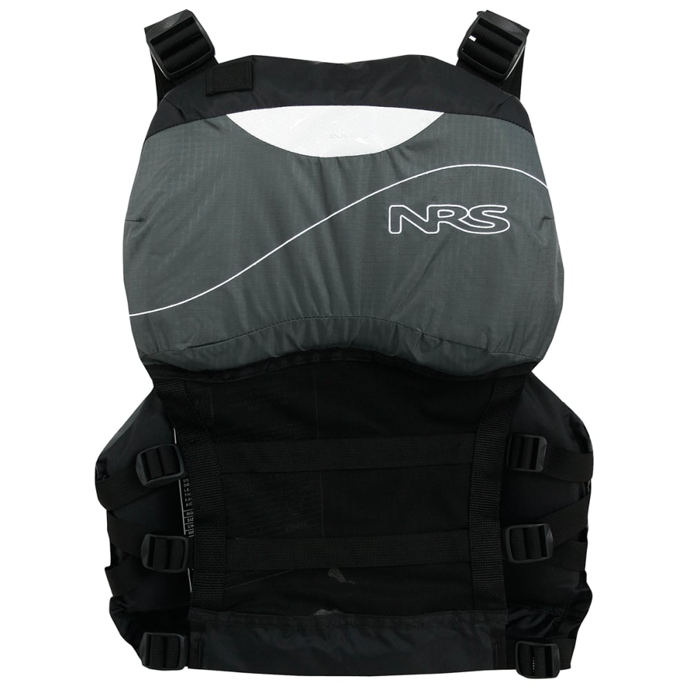 NRS Clearwater Mesh Back PFD - CHARCOAL