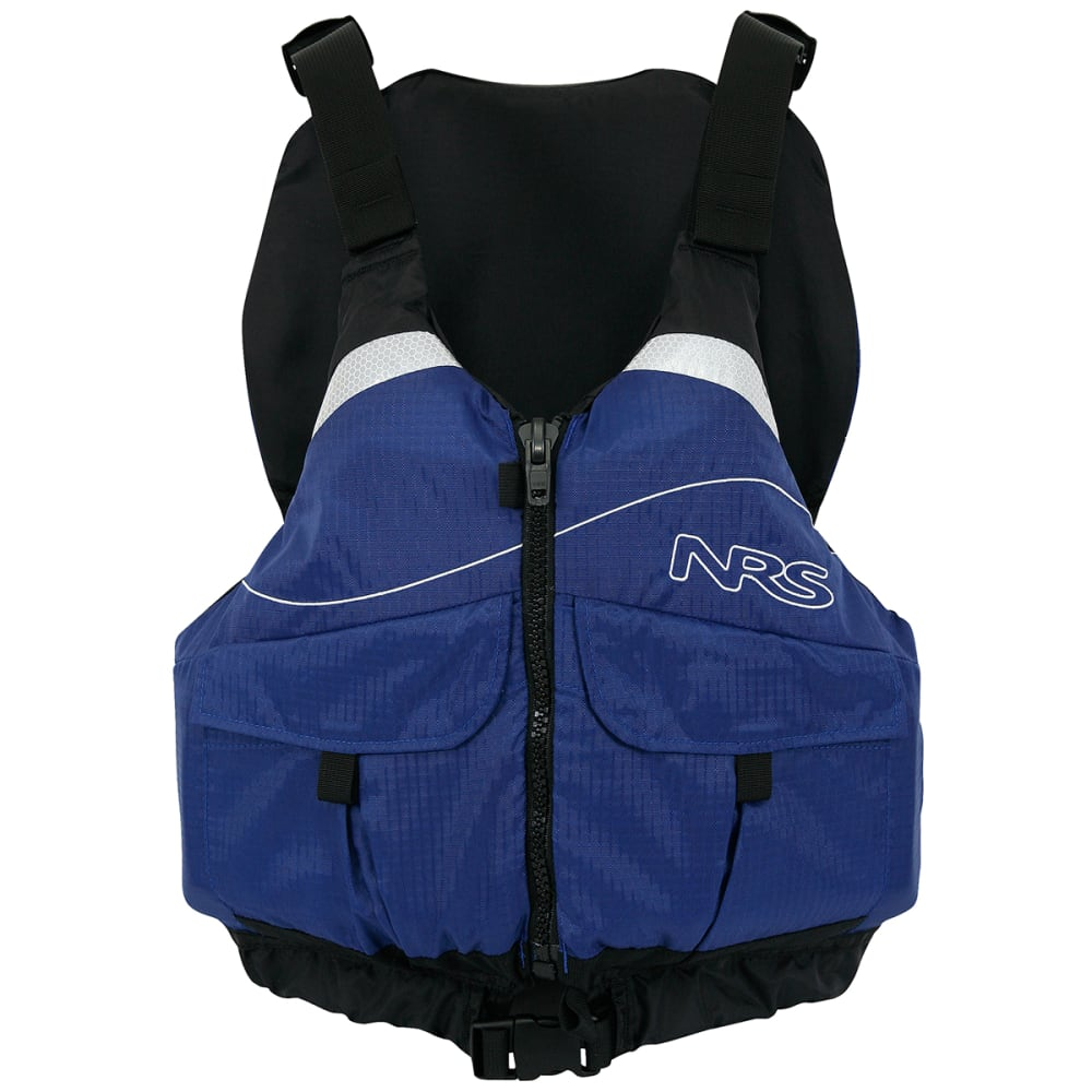 NRS Clearwater Mesh Back PFD - BLUE
