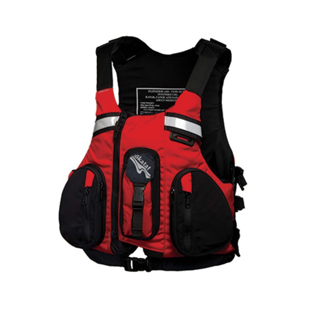 KOKATAT OutFit Tour PFD - RED