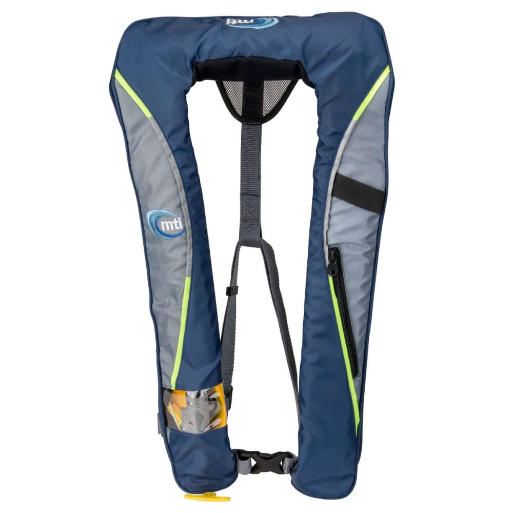 MTI Helios 2.0 Inflatable PFD - Blue/Gray