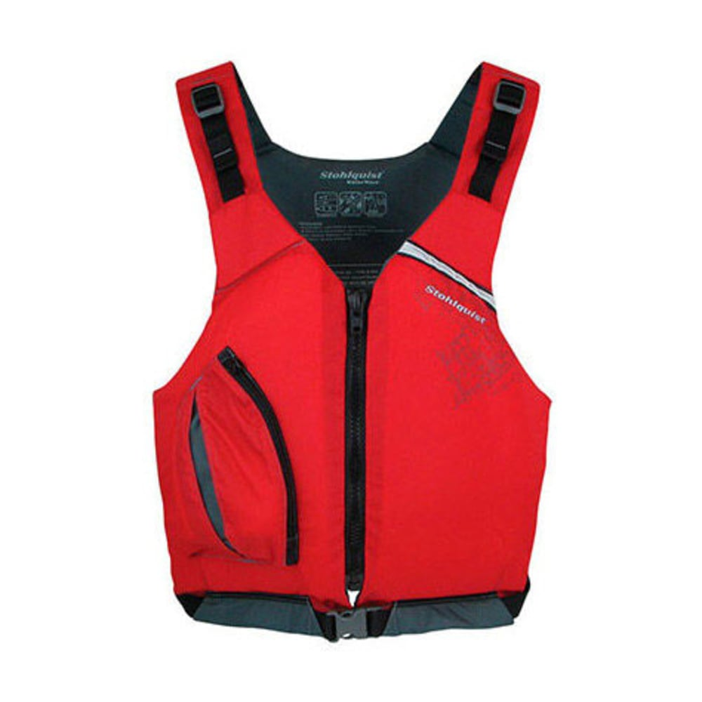 STOHLQUIST Men's Escape PFD, 2015 - RED