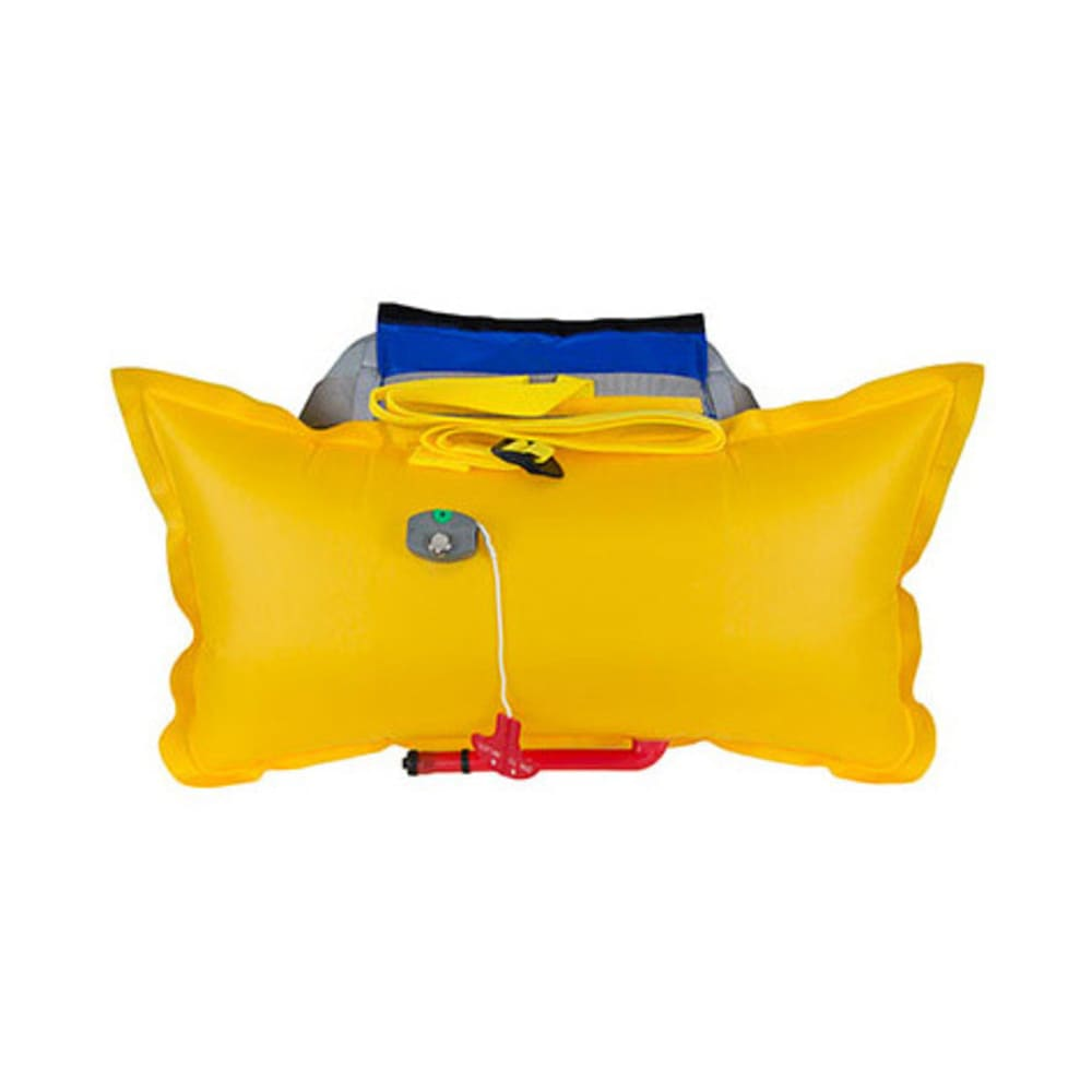 NRS Zephyr Inflatable PFD - BLUE