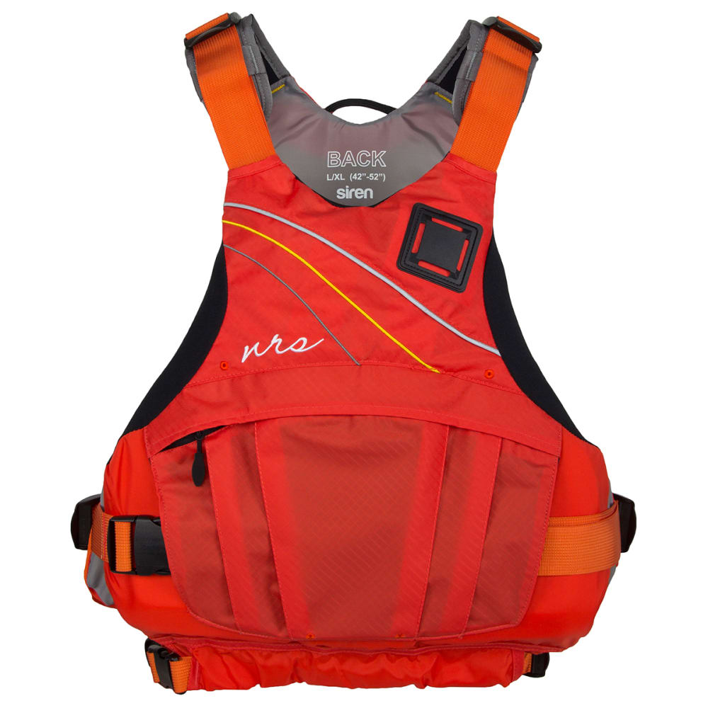 NRS Women's Siren PFD, 2015 - ORANGE