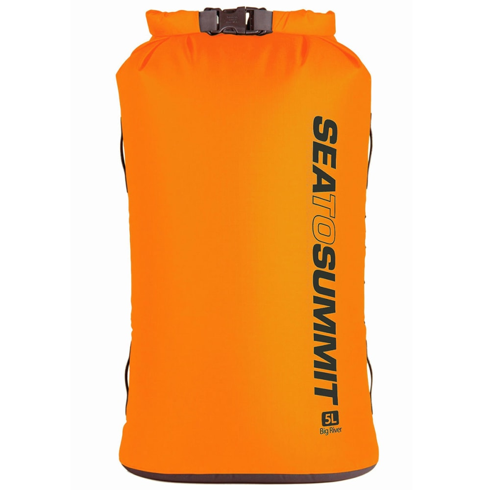 SEA TO SUMMIT Big River Dry Bag, 5 L - ORANGE