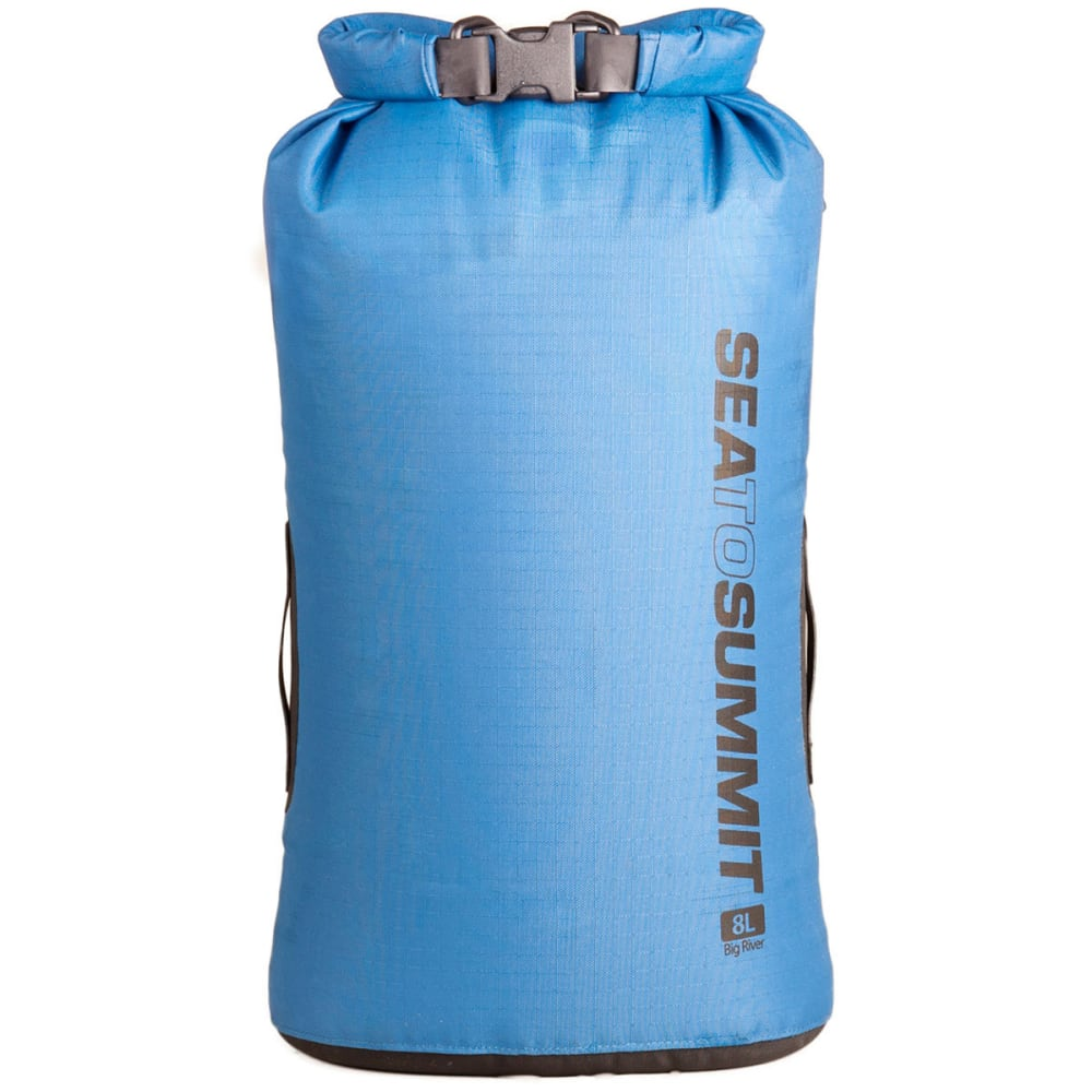 SEA TO SUMMIT Big River Dry Bag, 8 L - BLUE
