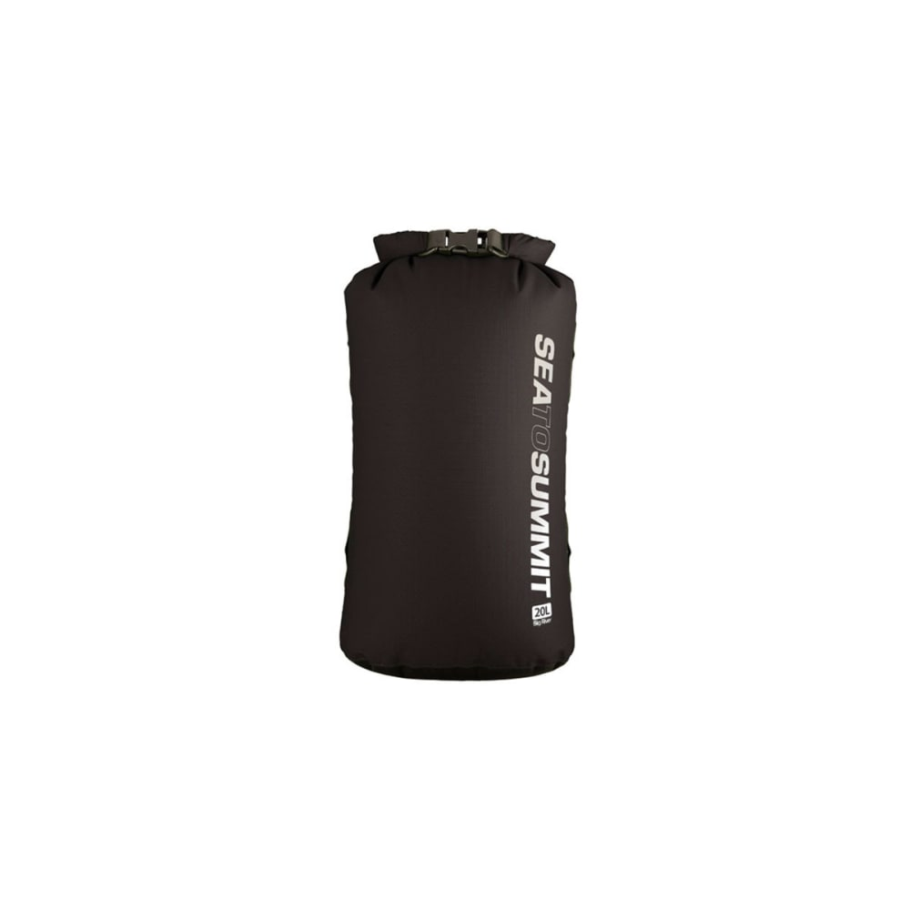 SEA TO SUMMIT Big River Dry Bag, 20 L - BLACK