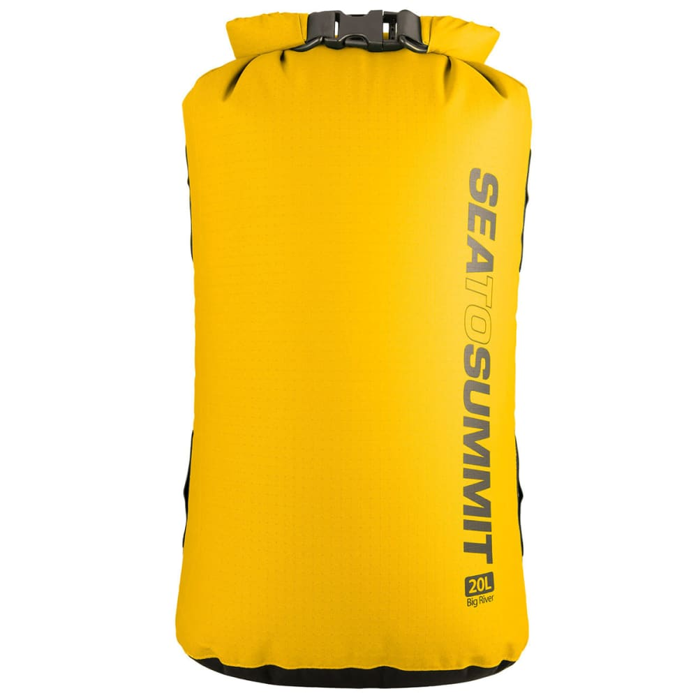 SEA TO SUMMIT Big River Dry Bag, 20 L - YELLOW