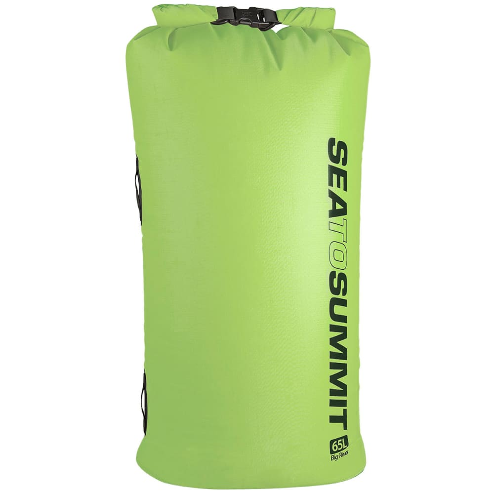 SEA TO SUMMIT Big River Dry Bag, 65 L - GREEN
