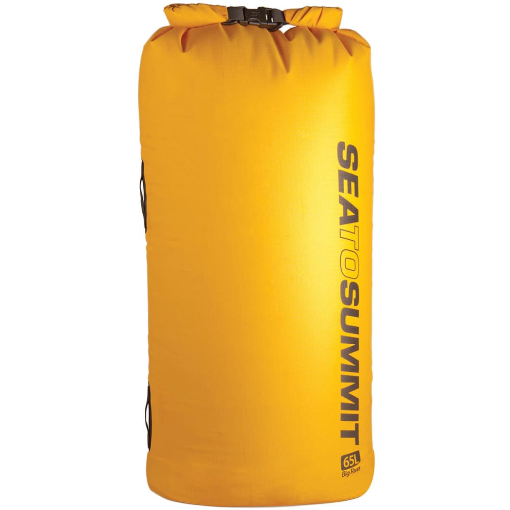 SEA TO SUMMIT Big River Dry Bag, 65 L - YELLOW