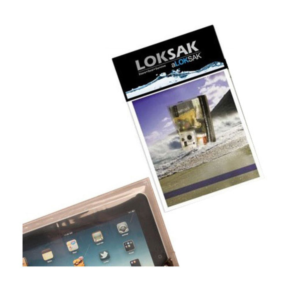 LOKSAK iPad Case, 8 x 11 in. - NONE