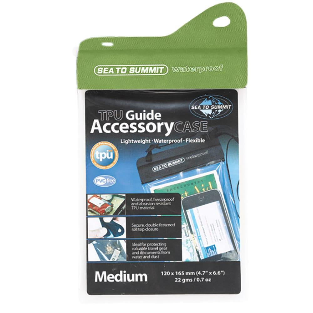 SEA TO SUMMIT TPU Guide Accessory Case, Medium - LIME