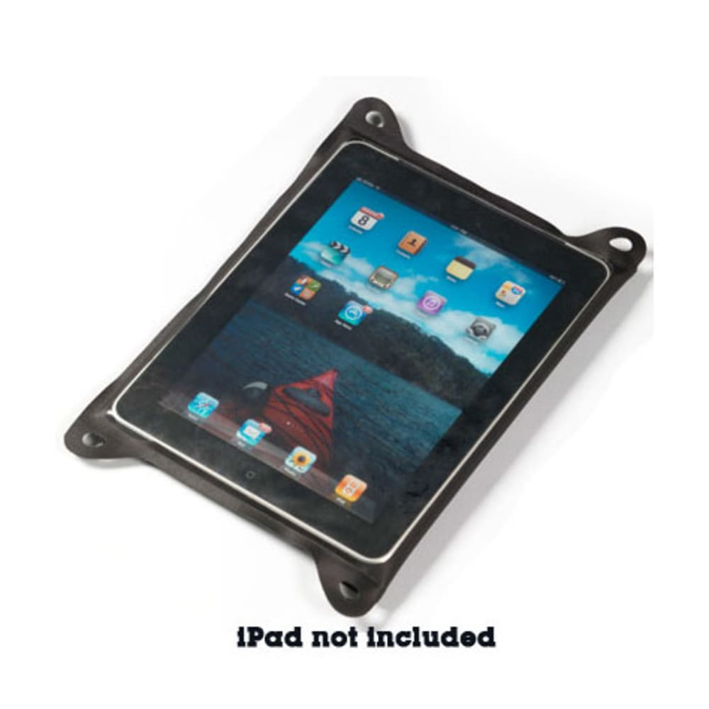 SEA TO SUMMIT TPU Guide Waterproof Pouch, iPad - BLACK