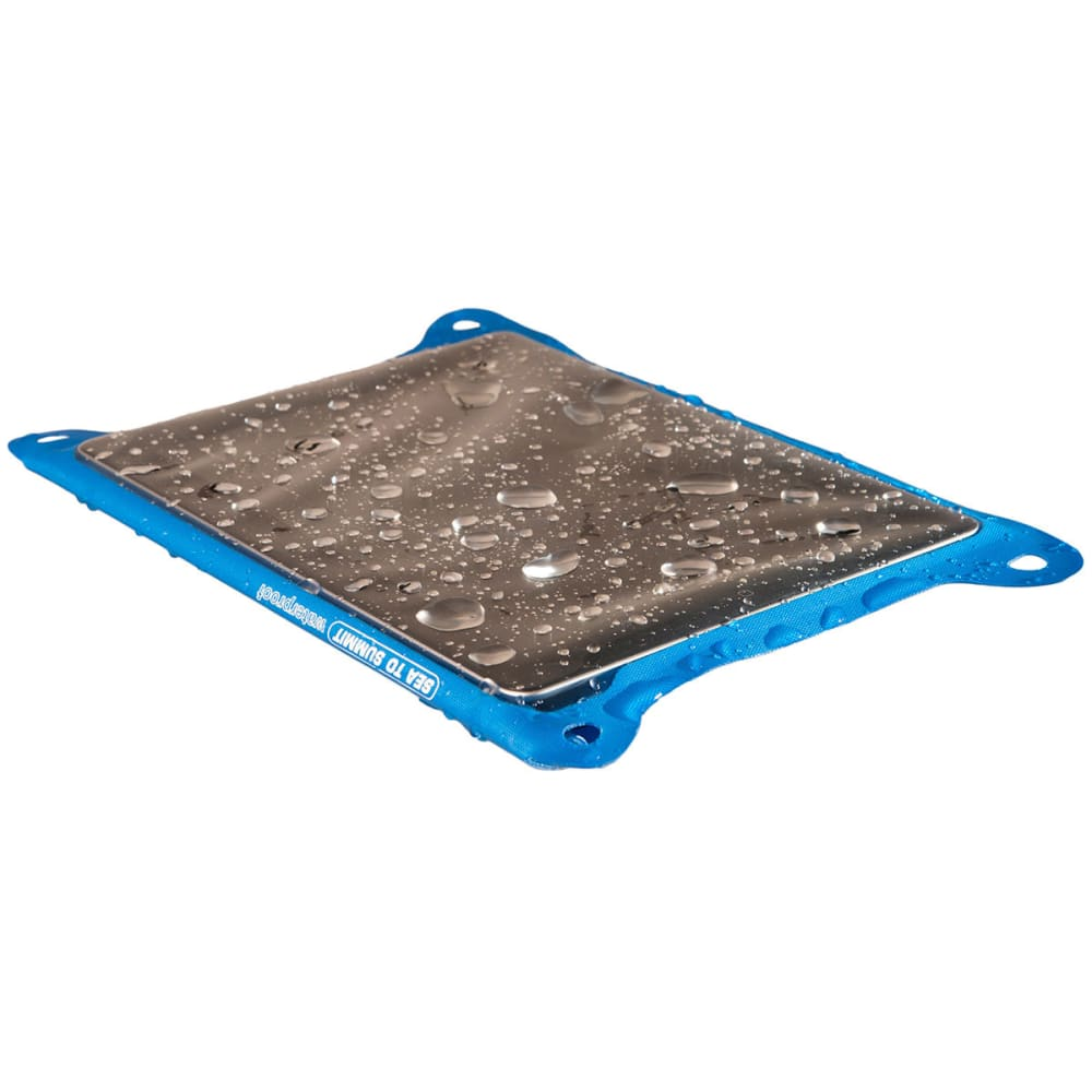 SEA TO SUMMIT TPU Guide Waterproof Pouch, iPad - BLUE