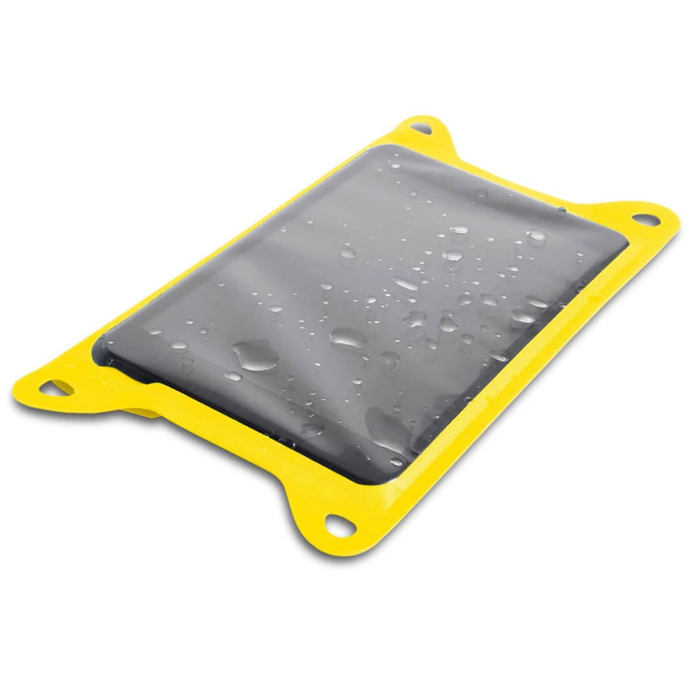 SEA TO SUMMIT TPU Guide Waterproof Pouch, iPad - YELLOW