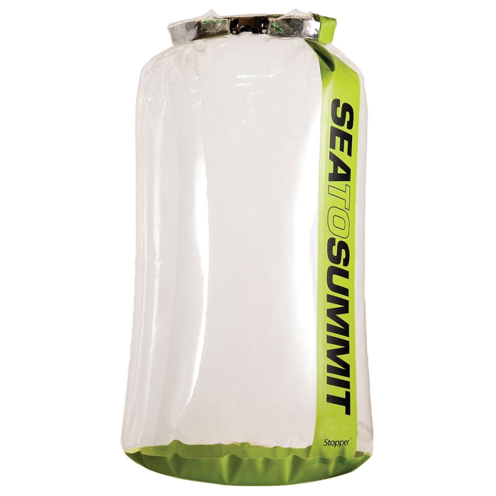 SEA TO SUMMIT Clear Stopper Dry Bag, 35 L - LIME