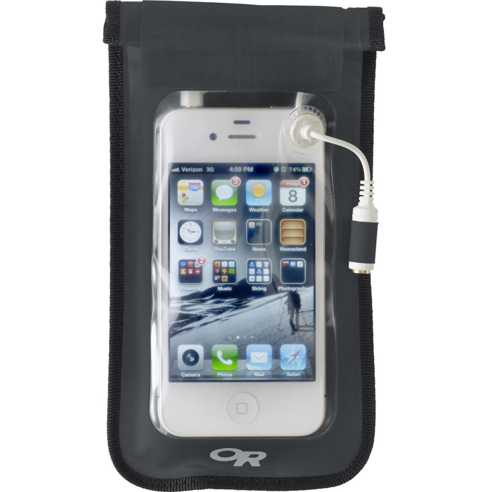OUTDOOR RESEARCH Sensor Dry Pocket, Standard - CHROMATIC