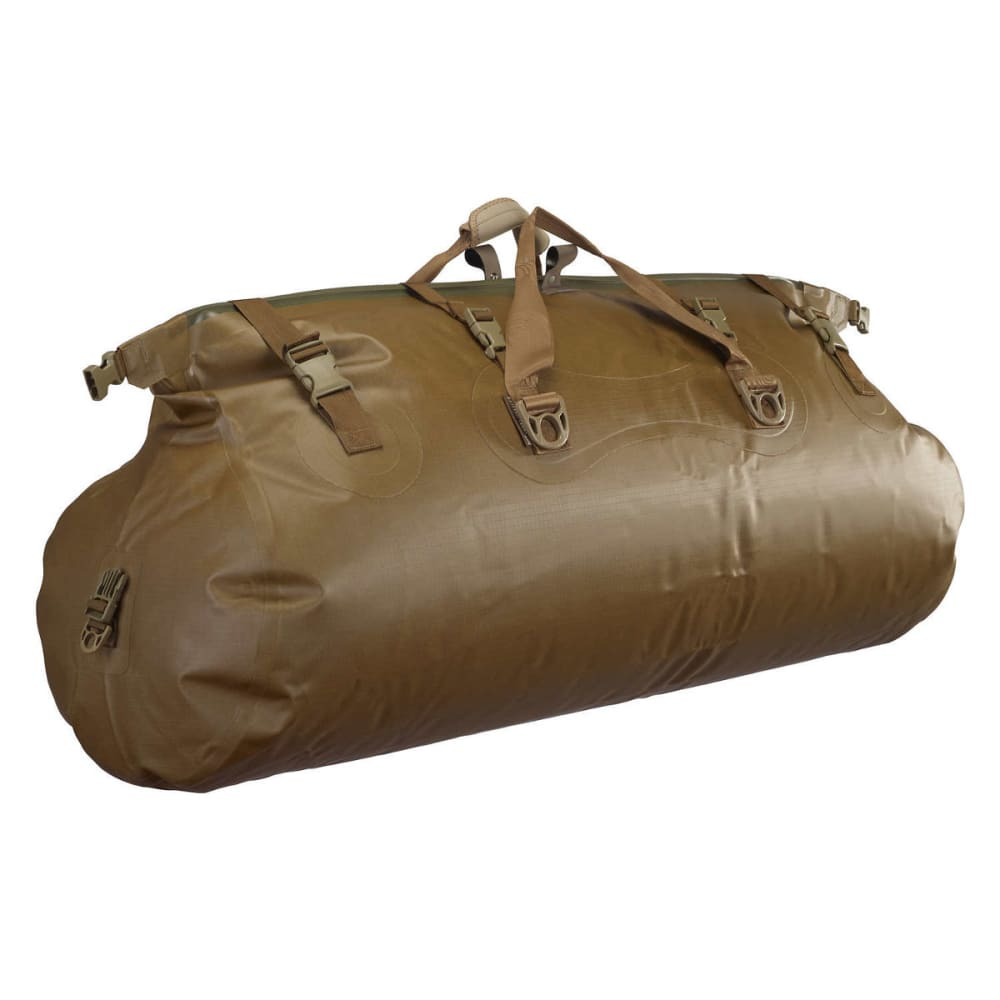 WATERSHED Mississippi Dry Duffel - COYOTE