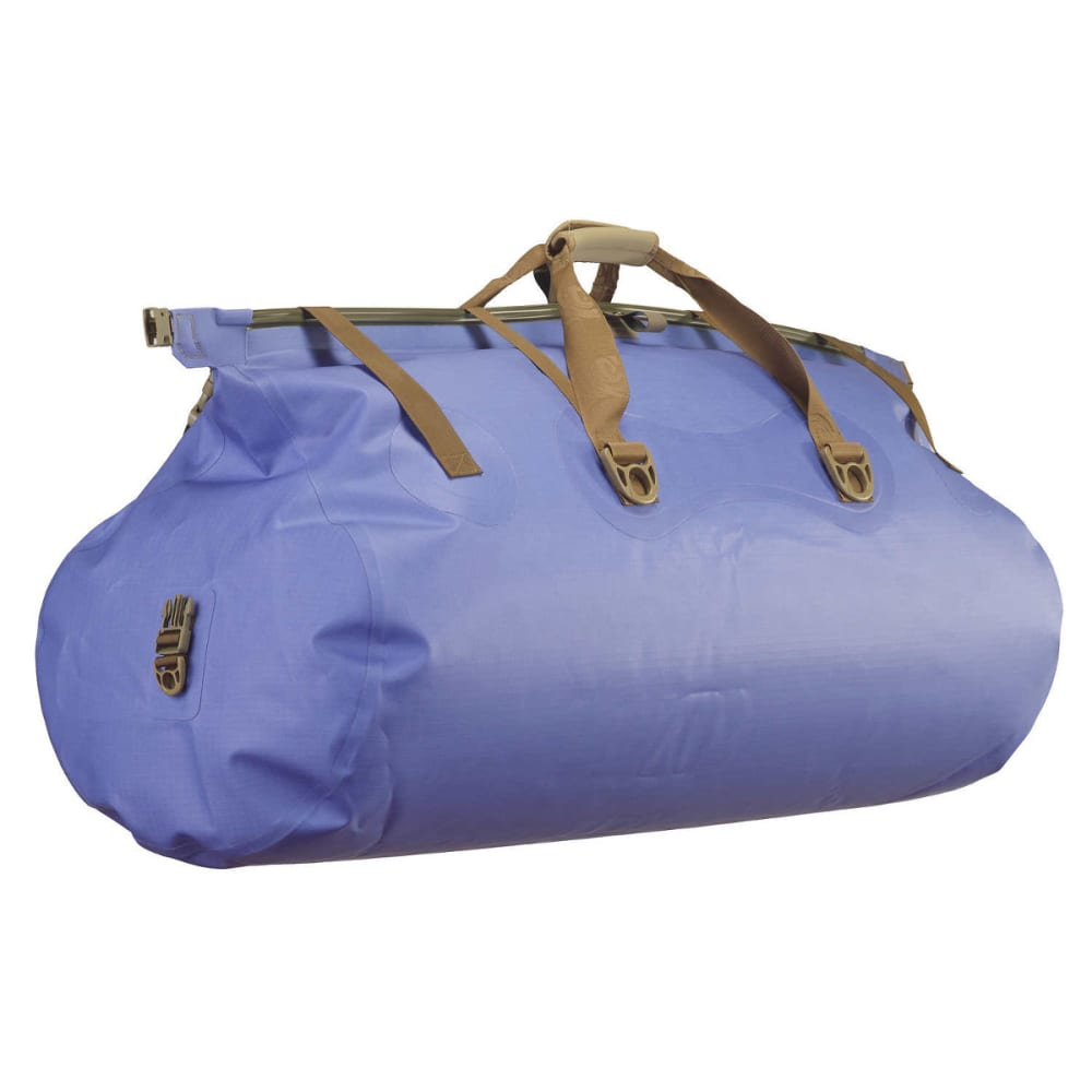 WATERSHED Mississippi Dry Duffel - BLUE