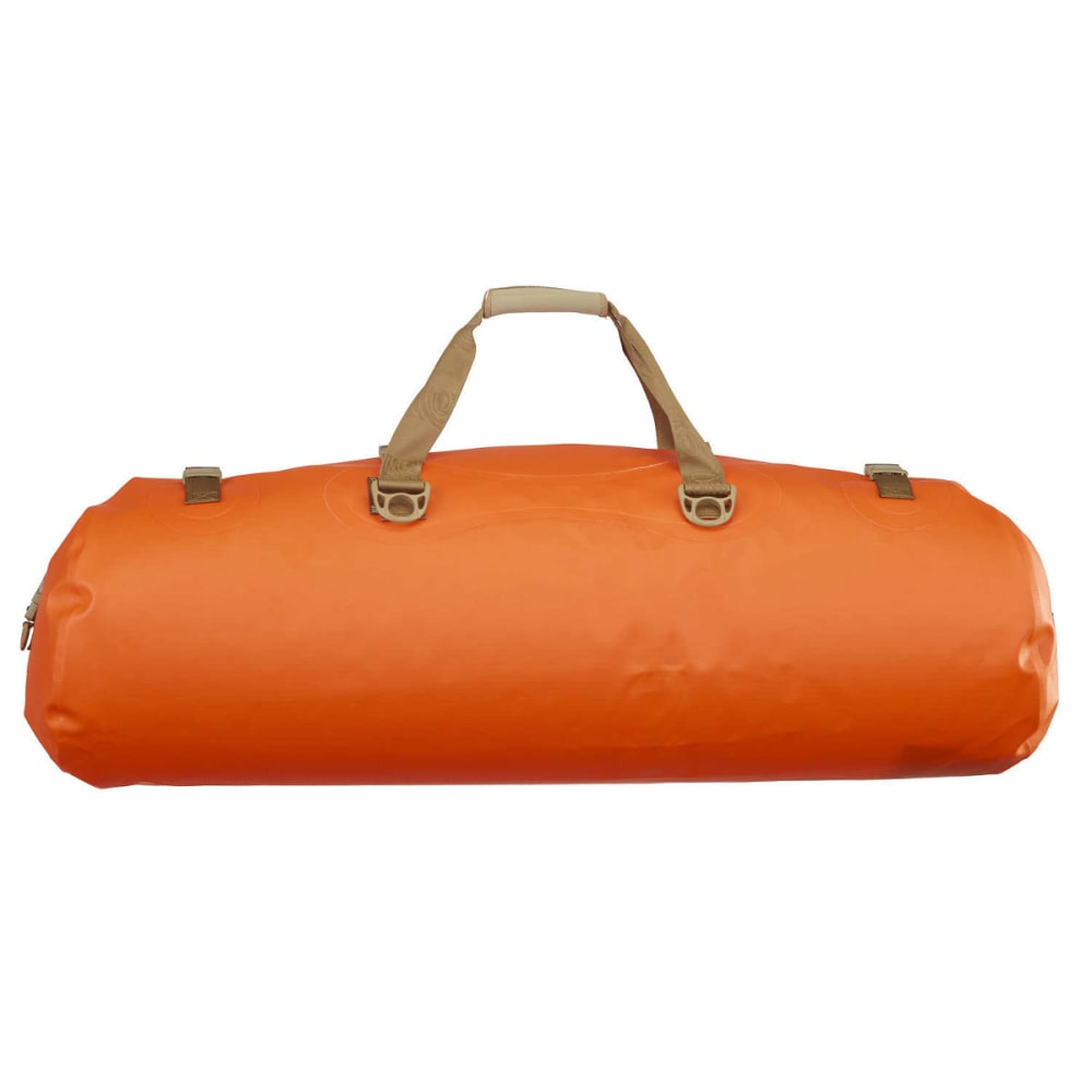 WATERSHED Mississippi Dry Duffel - ORANGE