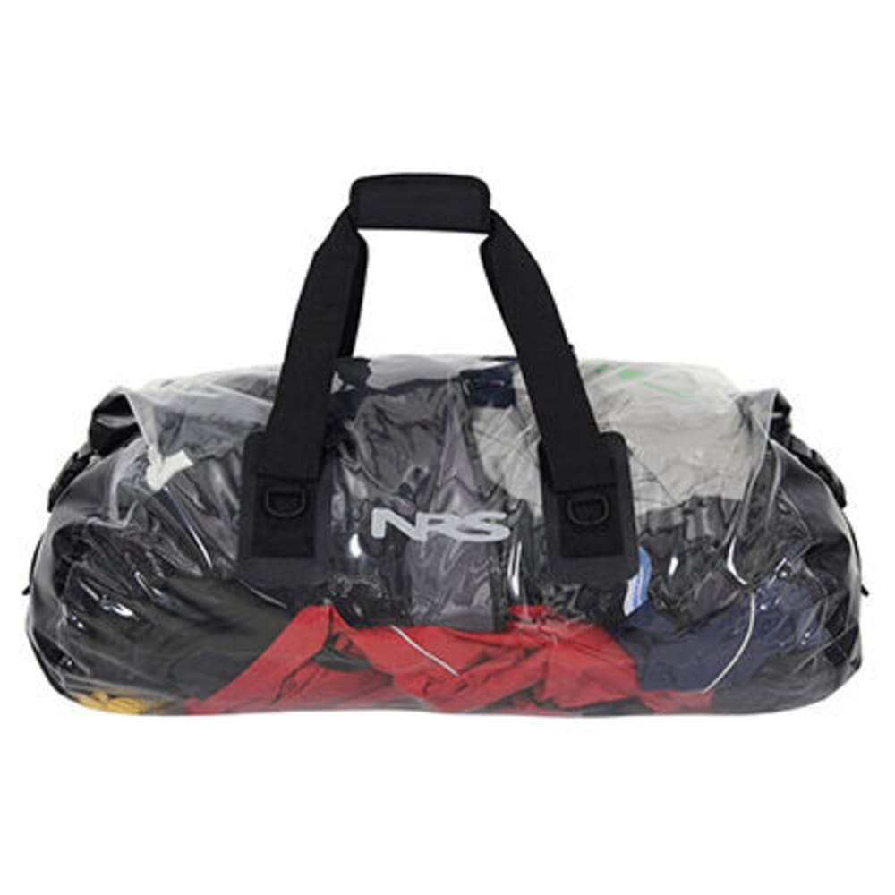 NRS Expedition DriDuffel Dry Bag - CLEAR