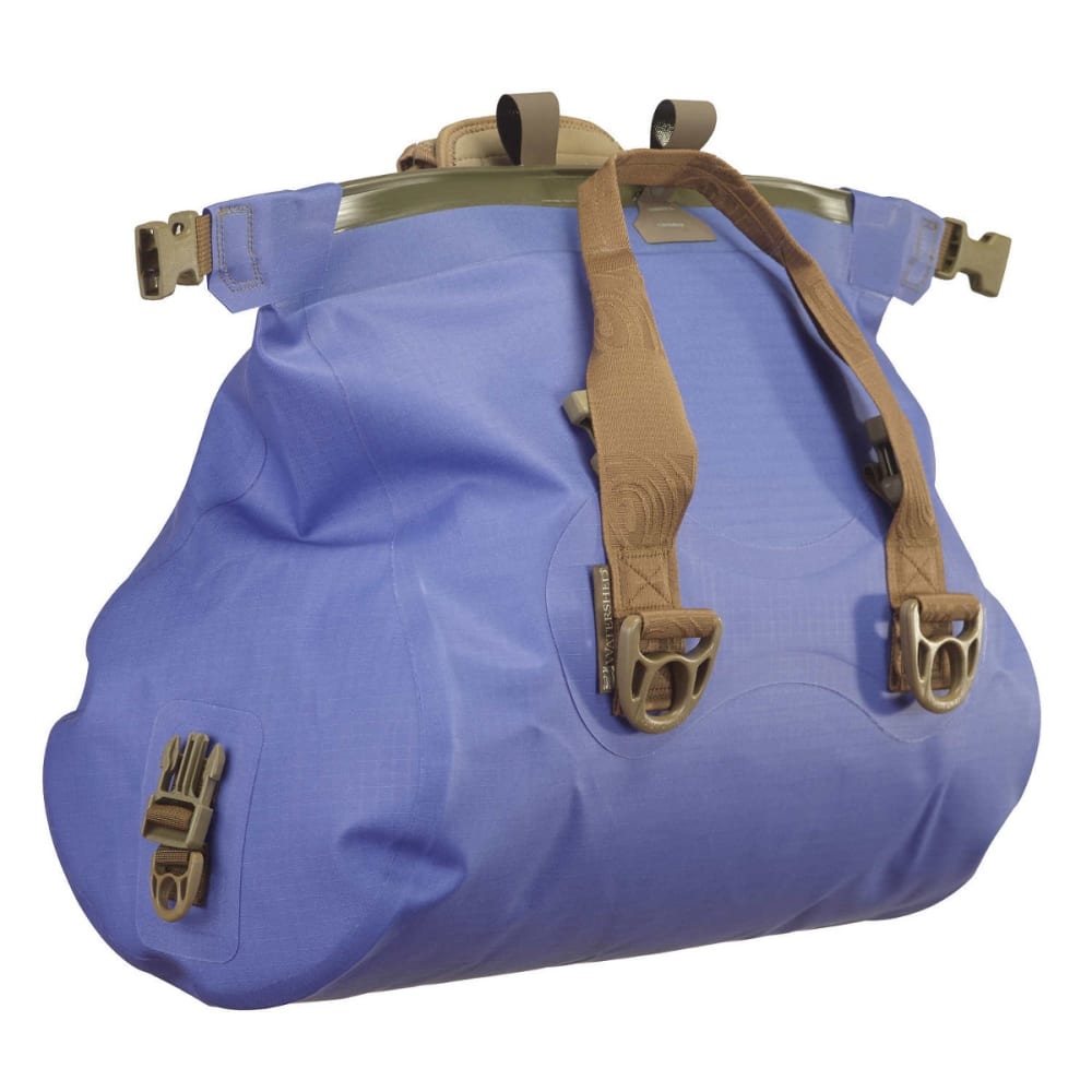 WATERSHED Chattooga Dry Duffel - BLUE