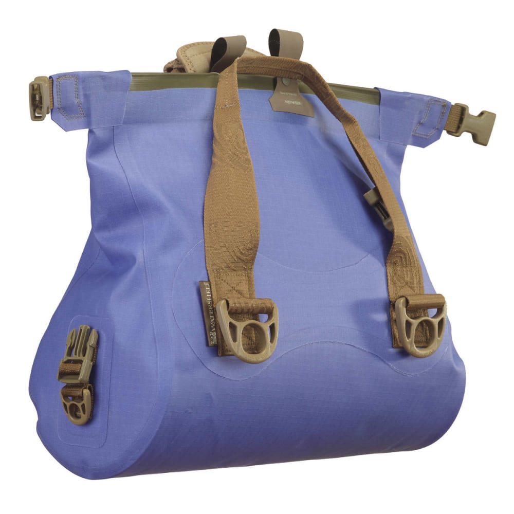 WATERSHED Ocoee Dry Duffel - BLUE