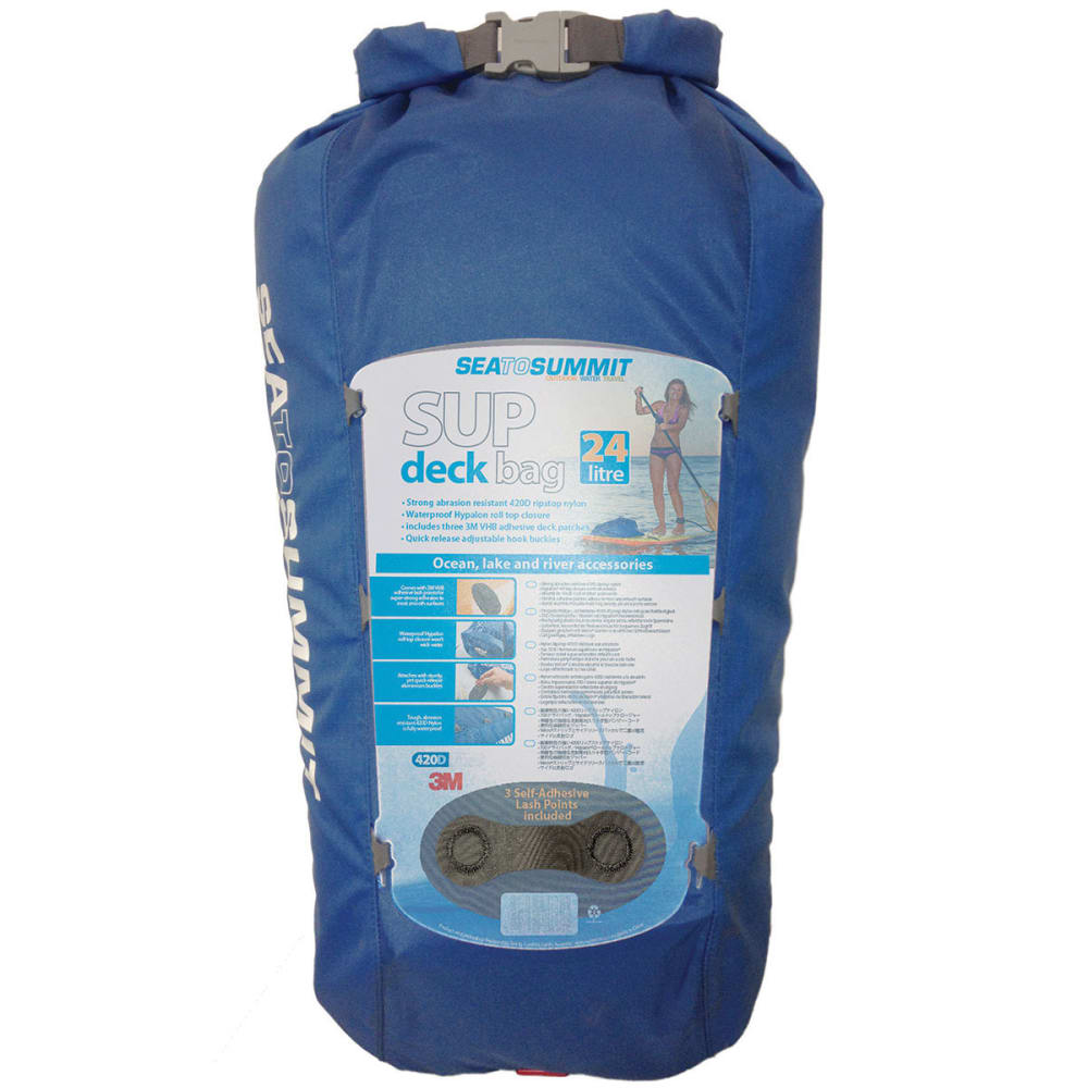 SEA TO SUMMIT SUP Deck Bag, 24 L - BLUE