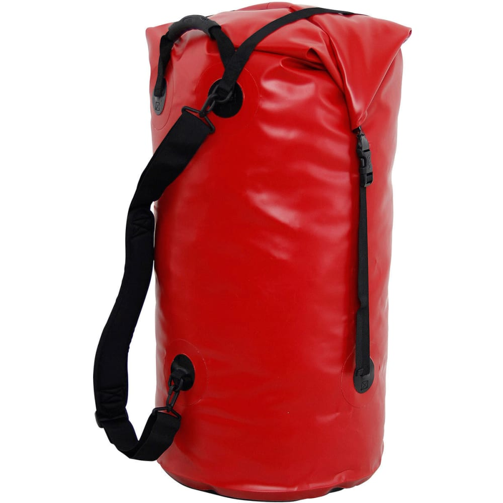 NRS Outfitter Dry Bag, 61L - RED