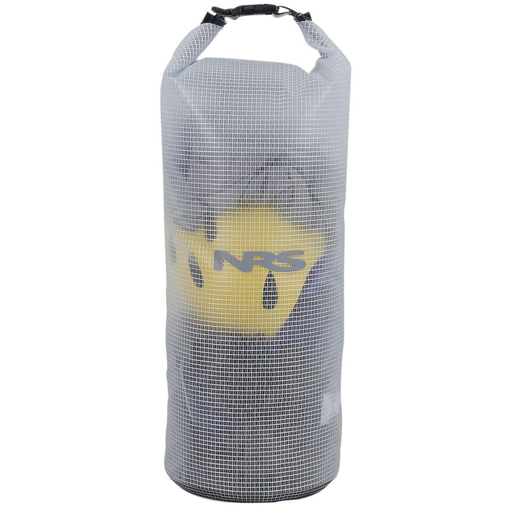 NRS Ricksack Dry Bag, Medium - CLEAR