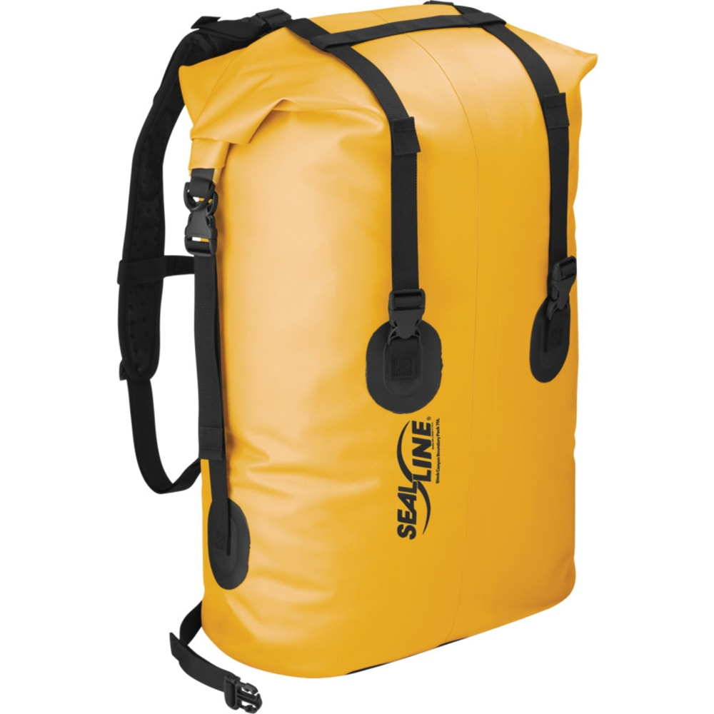 SEALLINE Boundary Pack, 35 L  - YELLOW